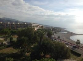 Ventimiglia vista mare