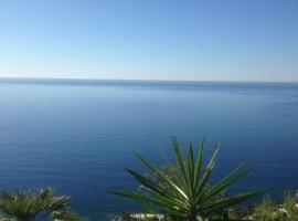 Ventimiglia cl.G    Mortola Superiore vista mare