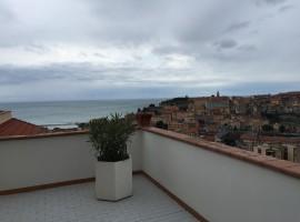 Ventimiglia San Secondo cl.G-attico vista mare