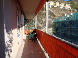 Ventimiglia Via Dante attico cl.G vista mare